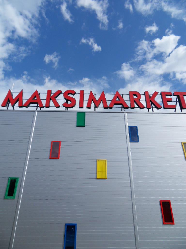 Paide maksimarket